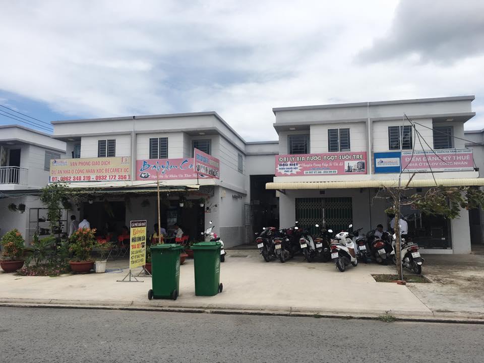 Nhà ở công nhân Khu A59 - Tân Bình